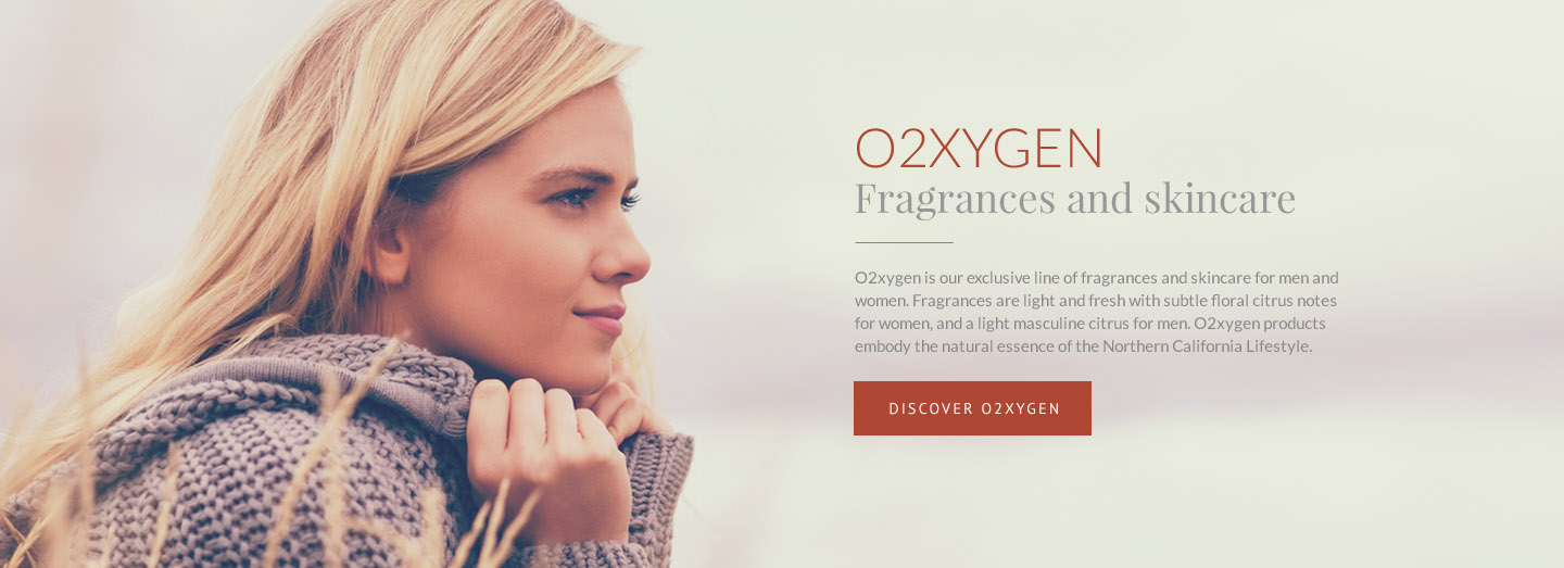 O2xygen Fragrances